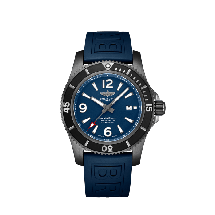 Superocean II Automatic 46 Blacksteel